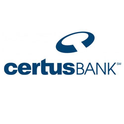 CertusBank, N.A. is a full-service, nationally chartered bank, with a presence in twelve states. Headquartered in Greenville, South Carolina.